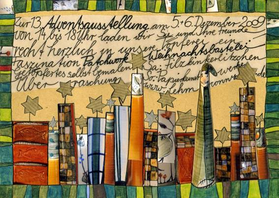 Adventsausstellung Töpferei C.Lehmann